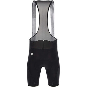 Santini Alternative Summer Bibshorts Fase2 Men, black